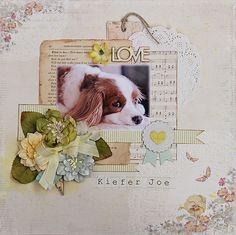 Kiefer+Joe+-+C'est+Magnifique+May+Kit - Scrapbook.com