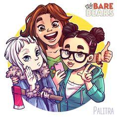 We Bare Bears_female version