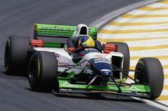 Tarso Marques (Minardi-Ford V8, M195B)