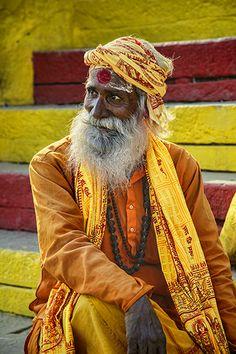 Sadhu. India.