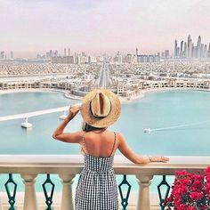 #Dubai #UAE Photo Credit: @masha_theone