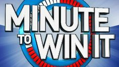 """Back to School"" Minute to Win It: How you can run minute to win it in your library program - WITHOUT ANY BUDGET!"