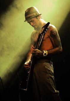 Lúcio Maia - Guitarrista da Nação Zumbi