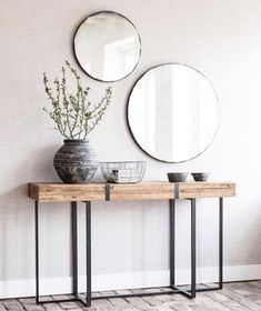 6 Swift Cool Tricks: Natural Home Decor Ideas Pictures natural home decor rustic interior design.Natural Home Decor Diy Branches natural home decor products.Natural Home Decor Rustic Interior Design. Decoration Hall, Hall Way Decor, Hallway Table Decor, Entry Table Decorations, Narrow Entryway Table, Hallway Lamp, Sofa Table Decor, Hallway Bench, Narrow Table