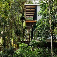 comoVER - Arte, Arquitetura e Urbanismo: Residência em Iporanga [Nitsche Arquitetos Associados]