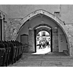 entrada del palau de Cocentaina
