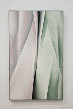 Georgia O'Keeffe, Abstraction, 1926 | America Is Hard To See | Whitney Museum of American Art | Photography by Melanie Biehle