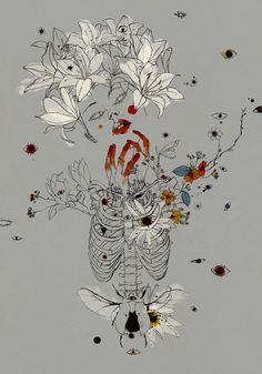 """Conrad Roset ~ """"Muses"""""""
