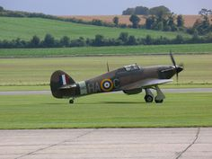 Ww2 Aircraft, Fighter Aircraft, Military Aircraft, Fighter Jets, Fixed Wing Aircraft, Hawker Hurricane, Ww2 Planes, Vintage Airplanes, British Invasion
