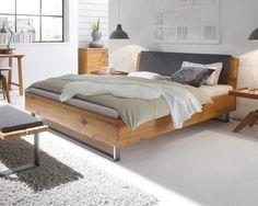 Holzbett rustikal  VICTORIA Holzbett Massivholzbett Doppelbett Bett Massiv ...