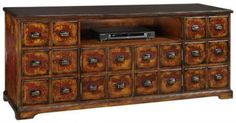Pottery Barn Andover Cabinet & Media Console | Decor Look Alikes