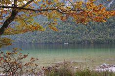 4 Freizeiten Königssee im Herbst