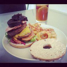Boyfriend burger!