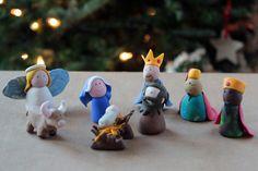 fimo ornaments 5