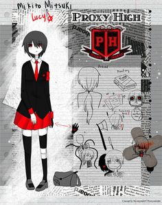 [PH] Lucy - Devil eyes ID by kawaii--kitty on DeviantArt