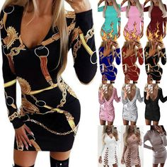 Damen Langarm Bodycon Strickkleid Pullikleider Pullover Party Abend Minikleider