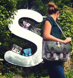 S is for Santoro. Shop the collection here: http://www.santoro-london.com/shop/collections/gorjuss/