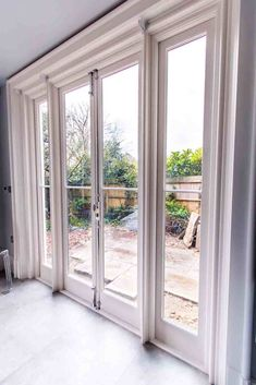 Look at this crucial image as well as browse through the here and now guidance on french door curtains French Doors With Sidelights, French Doors Inside, Glass French Doors, French Doors Patio, Patio Doors, Windows And Doors, External Sliding Doors, Exterior Sliding Glass Doors, Fire Rated Doors