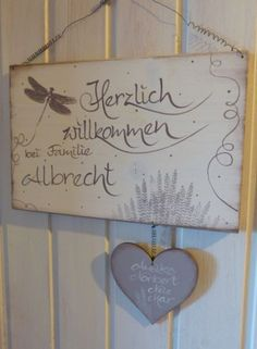 Turschild Fur Wohnungen Haus Turschilder Von Kido Shop24 Diy