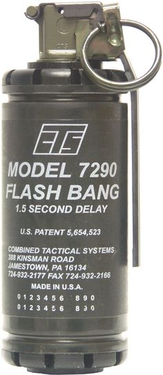 Model 7290 Flash Bang