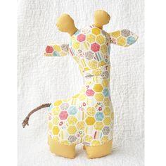 giraffe sewing pattern back 72