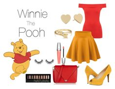 """Winnie the Pooh"" by sarah-mathews-1 on Polyvore"