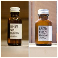 A treat for all you bearded brothers, Lumber Yard beard oil is back in stock.  We've also added Spiced Citrus to our line of Beardbrand products. #shopyqr #smithandbest #beardbrand @beardbrand #beardoil #barber  #menstyle