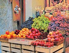 Jigsaw Puzzles - Fruit Market