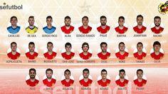 Selección española #Eurocopa 2016