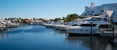 Top 10 Marinas in Florida