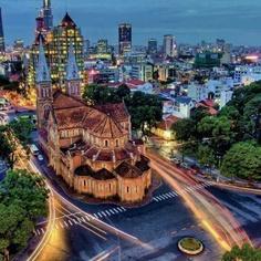 Ho Chi Minh city - Vietnam