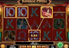 Игровой автомат Imperial Opera онлайн с выводом денег  Темой игрового аппарата Imperial Opera стал китайский театр. Выводу денег из онлайн автомата поспособствуют фриспины и дополнительные функции. К тому же вы будете получать выигрыши, собирая комбинации на 20 линиях.