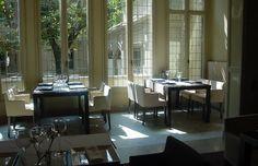 Restaurante Principal. Cocina mediterránea de lujo para eventos y celebraciones en el centro de Barcelona.