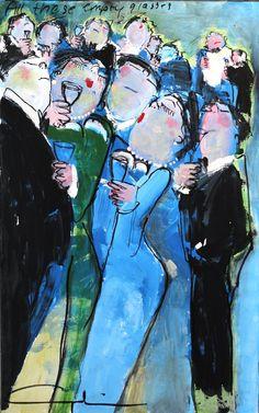 'Le Buffet' Gerdine Duijsens