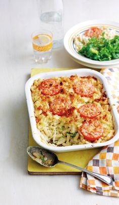 Classic macaroni cheese!