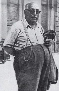 D. Calogero Vizzini, capo de la Cosa Nostra siciliana.-