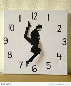 Eğlenceli Duvar saatleri 11