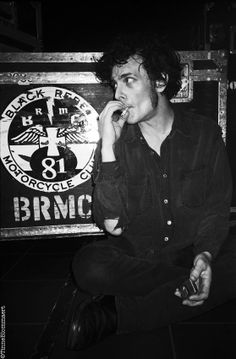 Peter Hayes from BRMC. What a beauty.