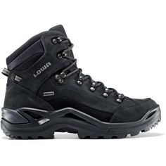 Lowa Renegade GTX Mid Hiking Boots - Men's $225.00. Five months in Afghanistan. Now in Colorado. These boots are a perfect fit, snug, and as comfortable as sneakers. They just don't fail.