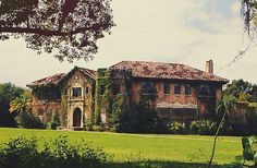 The historic Howey Mansion, Howey in the Hills Florida