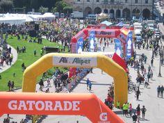 Maratona in Prato della Valle! :)