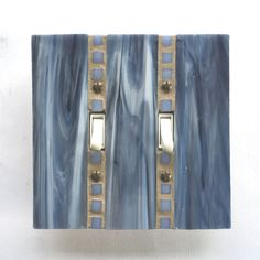 Pink Switch Plate Stained Glass Switchplate Light Switch | Stained ...