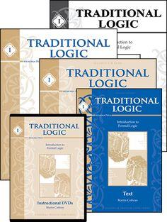 Traditional Logic (Memoria Press review) | Ladybug Daydreams