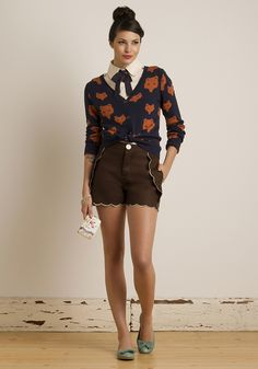 Digital Maven. love these pieces separately. not sure if I like the sweater incorporated into this outfit. maybe another