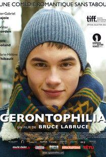 Gerontophilia - Poster / Capa / Cartaz - Oficial 4