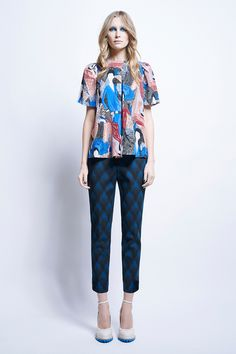 Elemental Top - All Items | Karen Walker