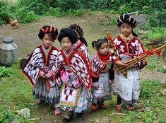 Dahua Miao children