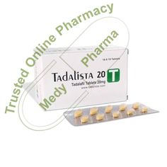 Buy Tadalista 20 mg Tadalista 20mg (Tadalafil Tablets) is an oral medication for the treatment of erectile dysfunction (ED) in men.Erectile Dsyfunction (ED) is a medical condition where the penis does not fill with enough blood to harden and expand when a man is sexually excited, or when he cannot keep an erection.   #achattadalista #buytadalista20mg #buytadalista40 #buytadalista60 #buytadalista60mg #cialis(tadalista-fortunehealthcare) #cialisgenericotadalista #discounttadal