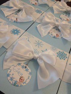 Disney Frozen Elsa Birthday Party Invitation by BirthdayPartyBox, $3.00