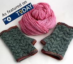 Cranford Mitts, free pattern by Jane Lithgow, thanks so xox